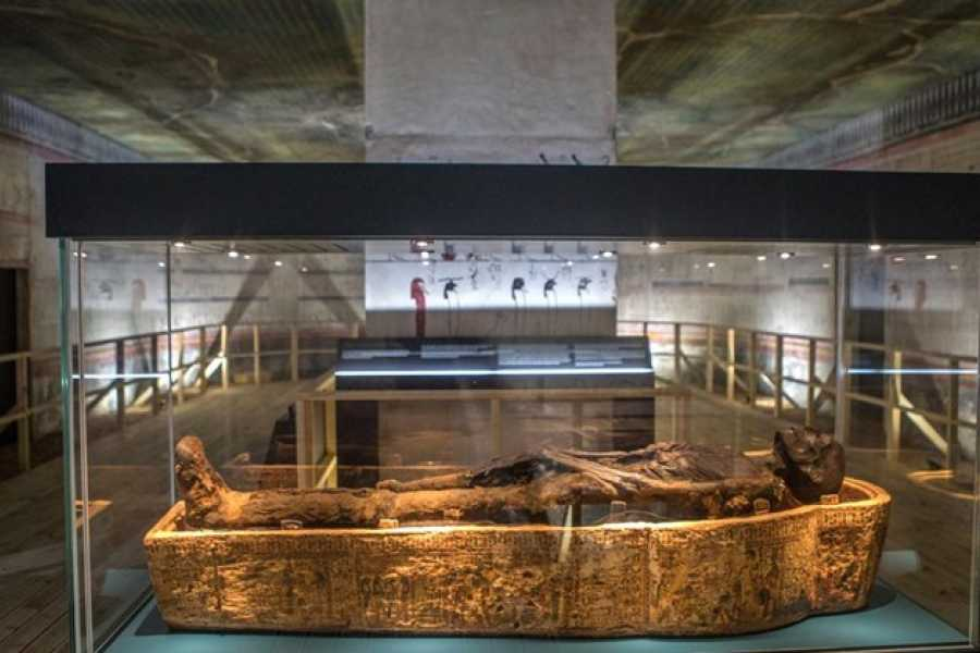 EMO TOURS EGYPT Cairo Half Day tour to The National Museum of Egyptian Civilization