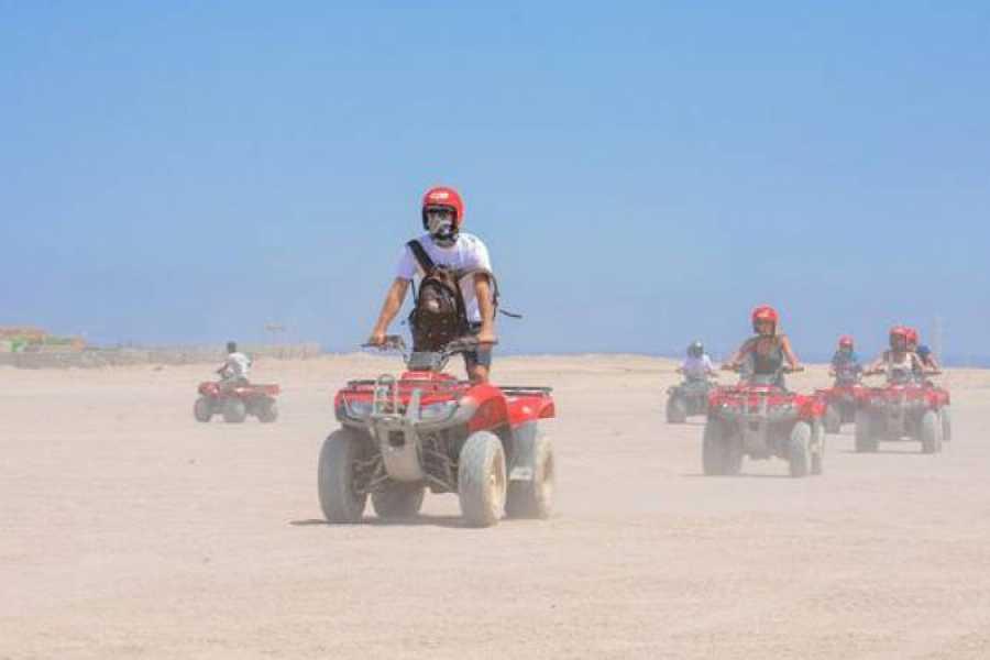 Daily tours Egypt Sunset Quad Bike Desert Safari From Port Ghalib