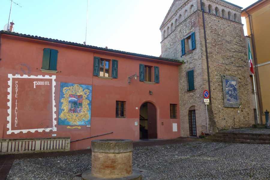 Bologna Welcome - eXtraBo Family Bike Tour: Castel San Pietro Città Slow e Dozza