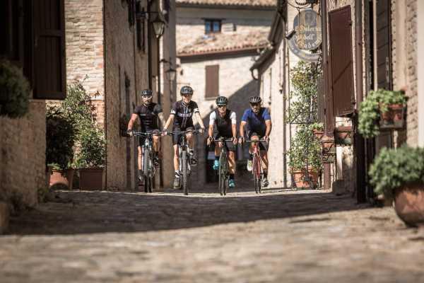 Tour in Bike - Lungo la via Aretina