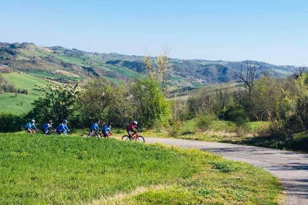 Tour in Bike - Lungo la Via Popilia