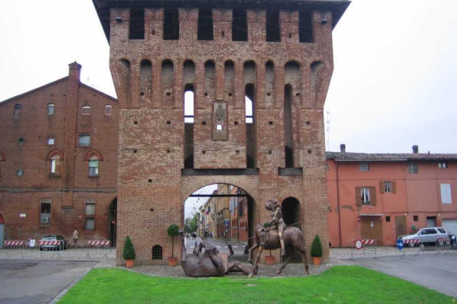Bologna Welcome - eXtraBo In bici sulle antiche via d'acqua: la Ciclovia del Navile