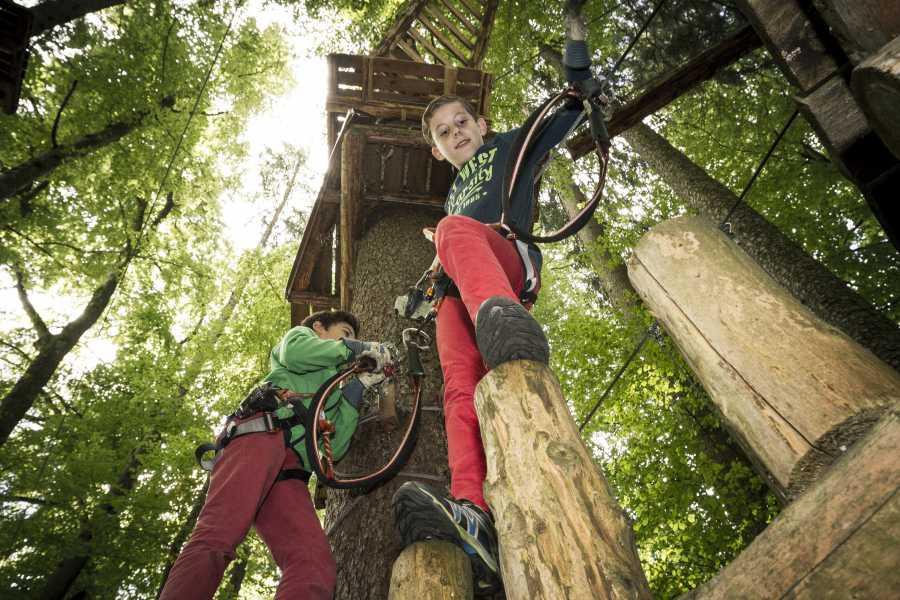 Outdoor Interlaken AG 家庭活动组合(Family Adventure Pass)