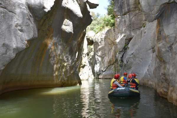 23 mag. 2021 – Canyoning alle Gole di Tiberio e picnic gastronomico