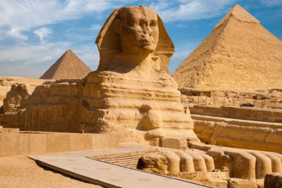 Daily tours Egypt Cairo Excursion from Sharm el Sheikh by plane