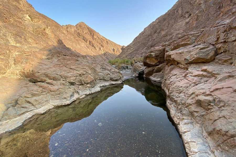 Adventurati Outdoor Hike Through Water Pools - FRI 28 May