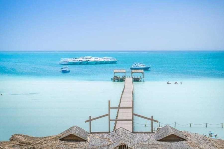 Marsa alam tours Orange bay island snorkeling trip from Makadi