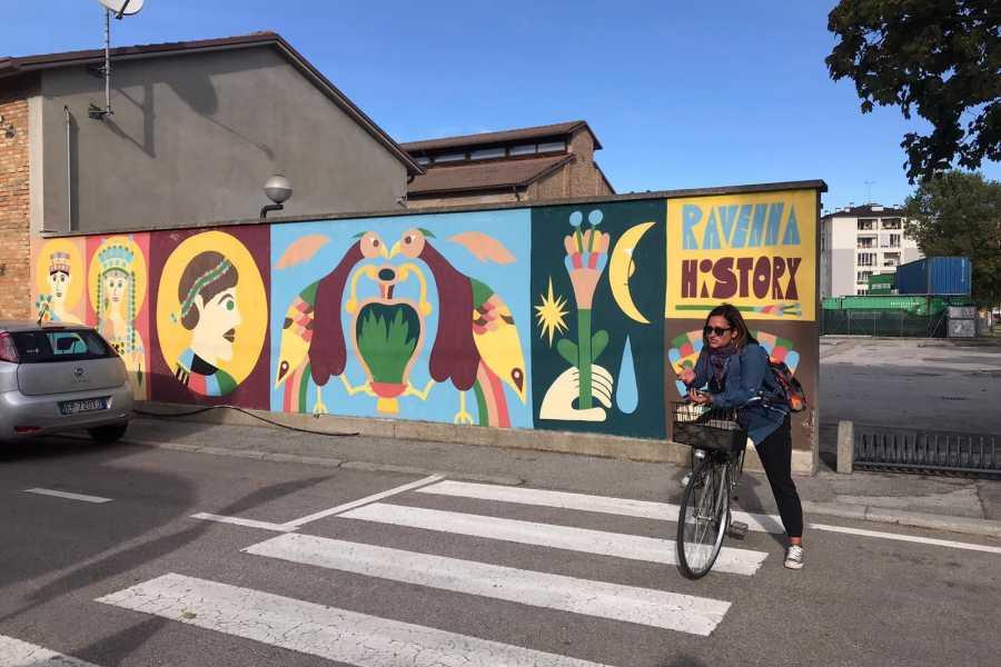 Ravenna Incoming Convention & Visitors Bureau Imbarco in Darsena