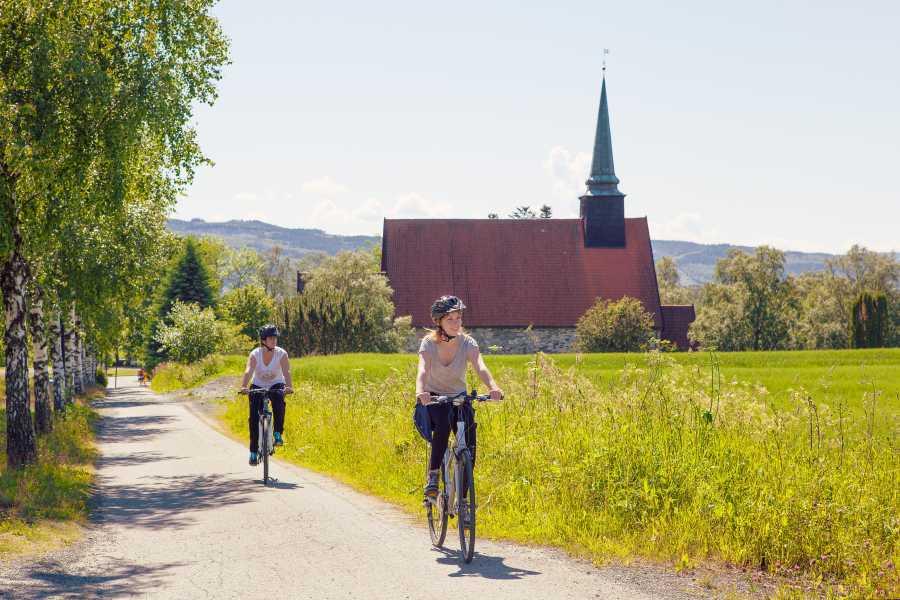 Visit Innherred Steinkjer - Stiklestad