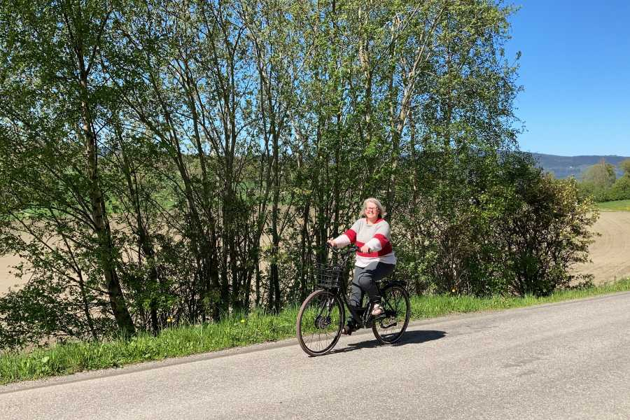 Visit Innherred Ytterøy rundt på Sykkel