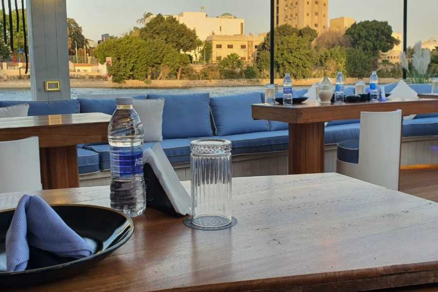 EMO TOURS EGYPT Dahabiya Nile Sailing Boat Trip available for Breakfast, Lunch and Dinner including transfers
