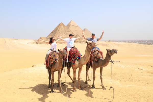 6 Days 5 Nights Egypt Holiday Package Visit Cairo And Hurghada