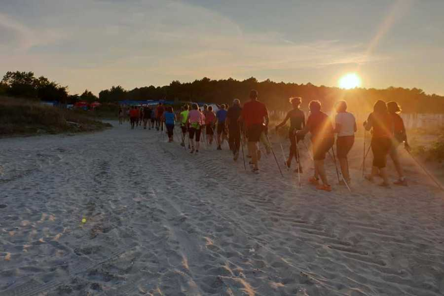 Cervia Turismo Corso base Nordic Walking