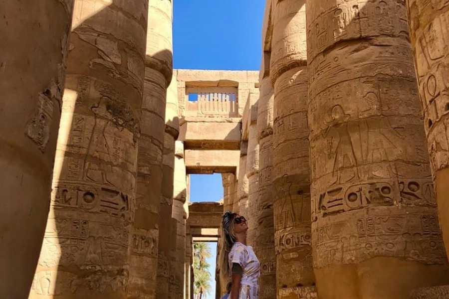 Marsa alam tours 5 Days  Nile River  Cruise From  Luxor on Zen Mojito Nile Cruise