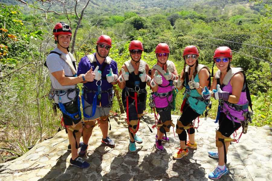 Tour Guanacaste Congo Canopy Tarzan Swing