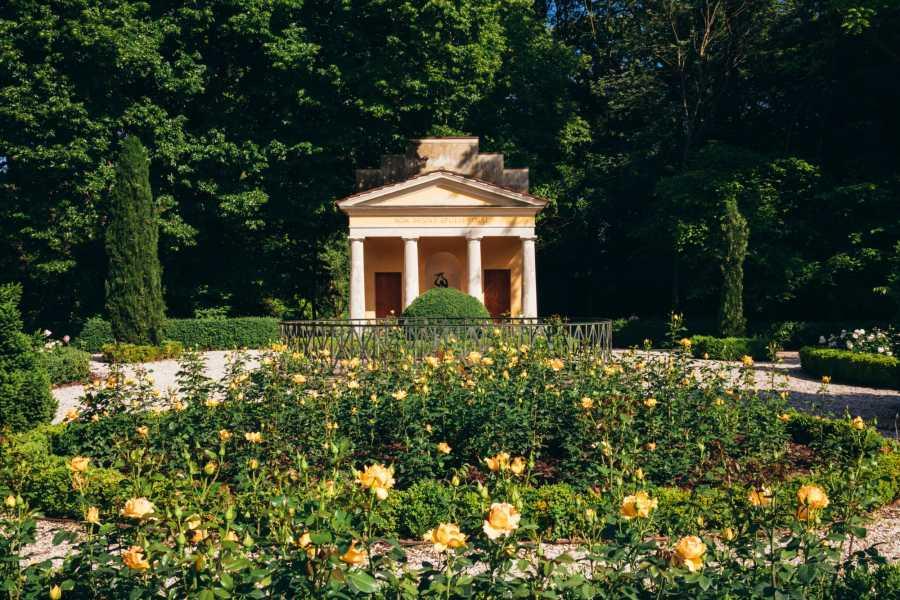 IF Imola Faenza Visit to the Villa Abbondanzi Park