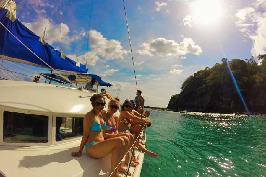 Tour Guanacaste Lazy Lizard Catamaran Tour