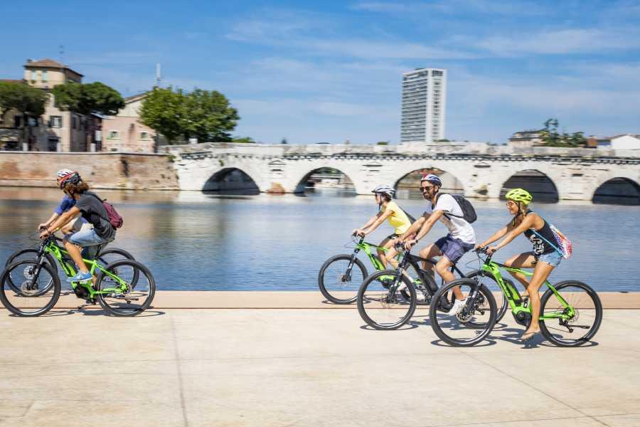 VisitRimini Rimini e-bike tour al tramonto