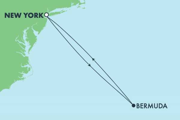 10-DAY BERMUDA *NO FLY* NCL JOY CRUISE TOUR