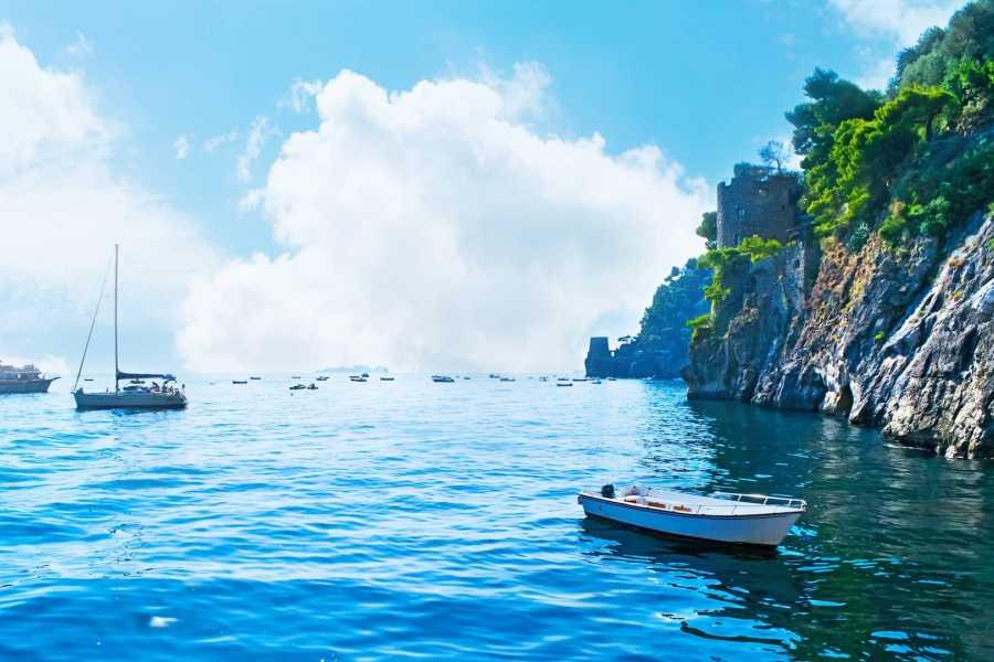 Travel etc Boat tour of the Amalfi Coast, Positano & Amalfi from Naples