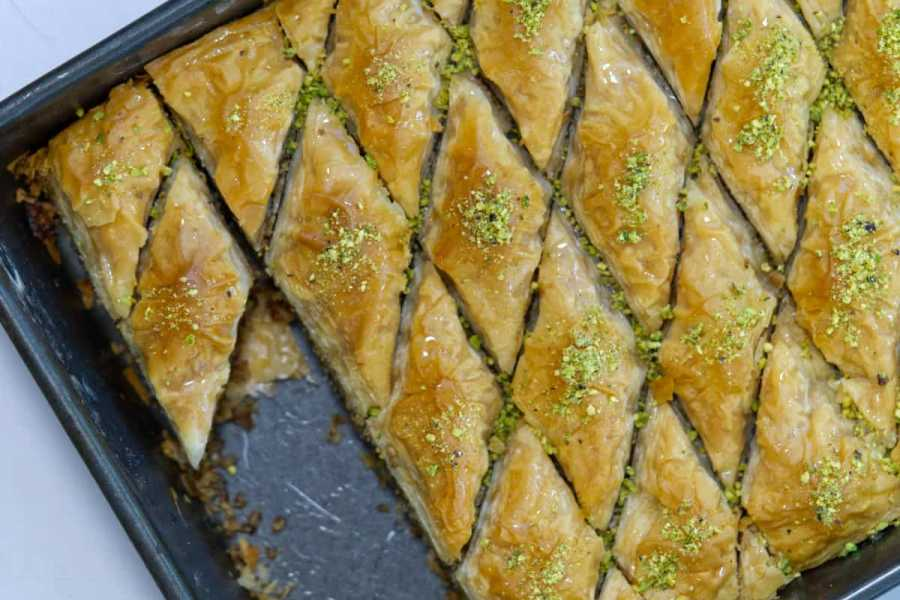 Living Local Hungary Azerbajdzsáni Főzőiskola // Azerbaijani Cooking Class