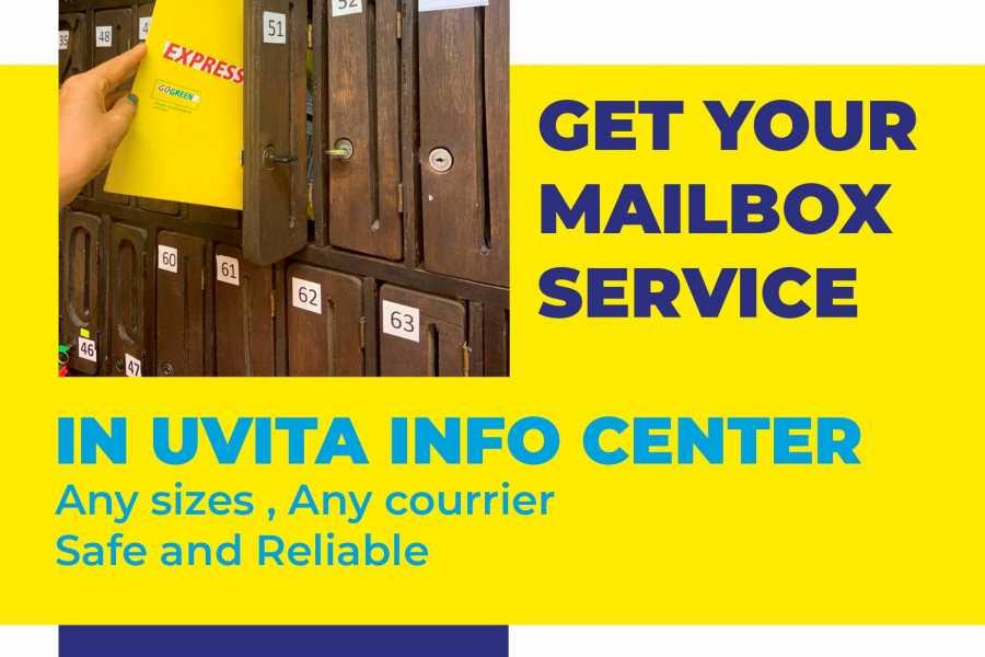 Uvita Information Center Mail Box Service