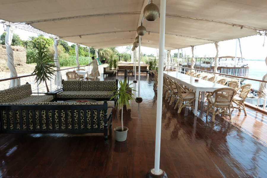 Journey To Egypt African Queen Dahabiya Nile Cruise
