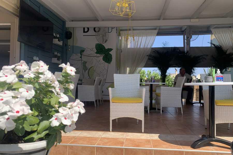 Destination Platanias Double Cafe Bar & More