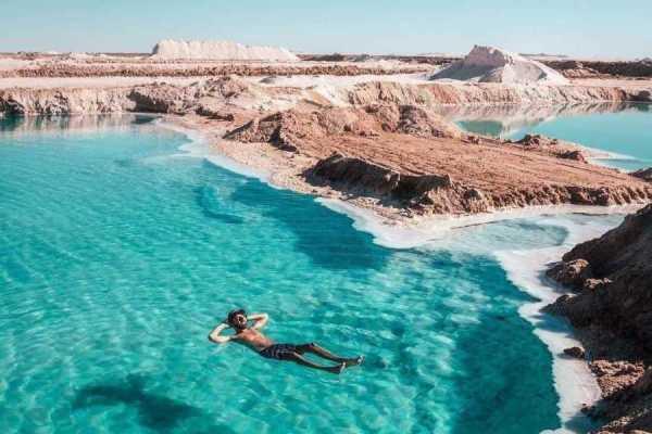 08 Day tours package Tiffany Pierce Aswan, Luxor & Siwa tours