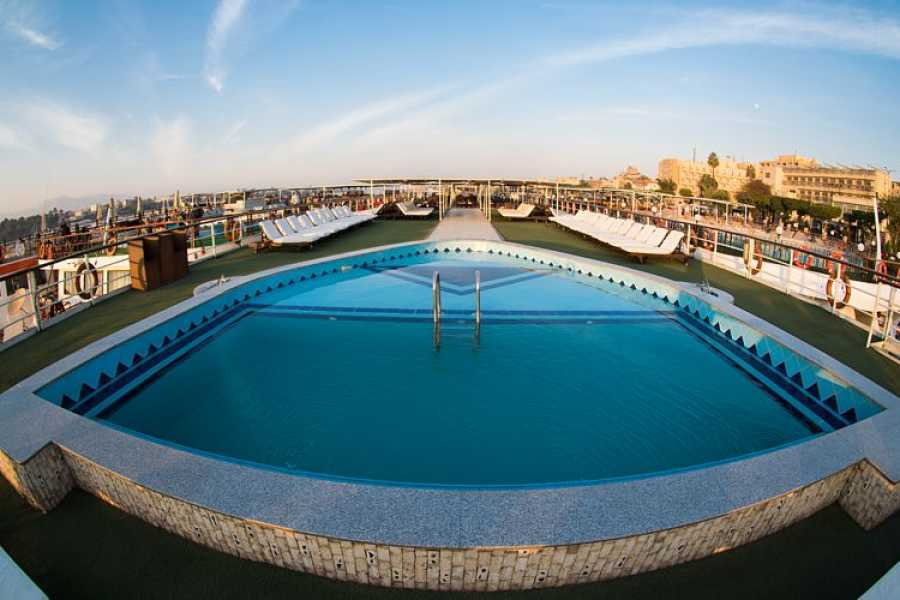 Journey To Egypt Cruise from Aswan on Wednesday 28th of July, Mr. Robert Scott