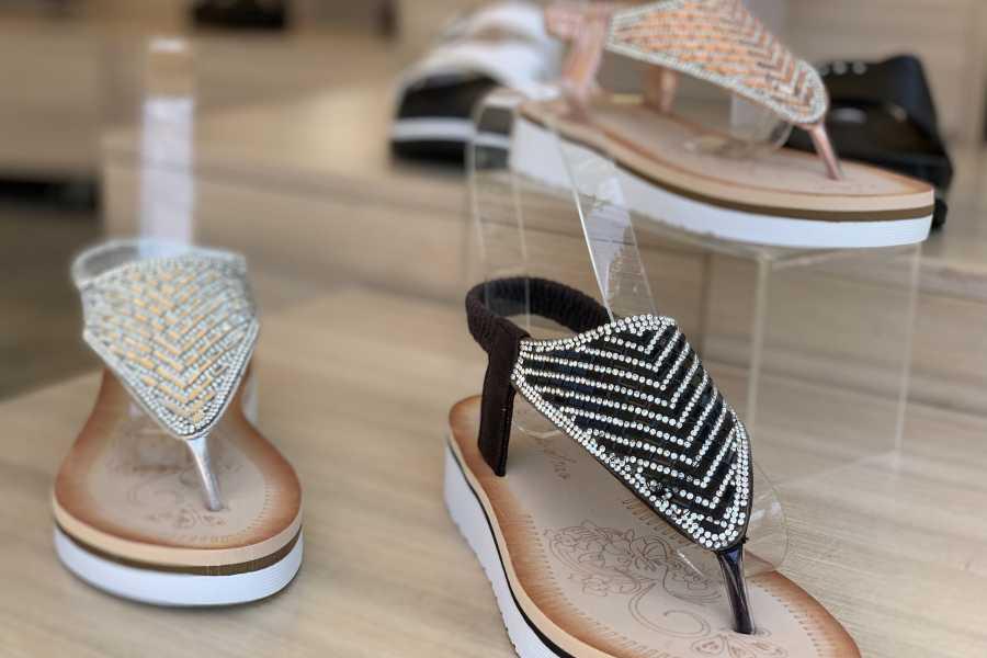 Destination Platanias Anatomic Shoes - New Location!