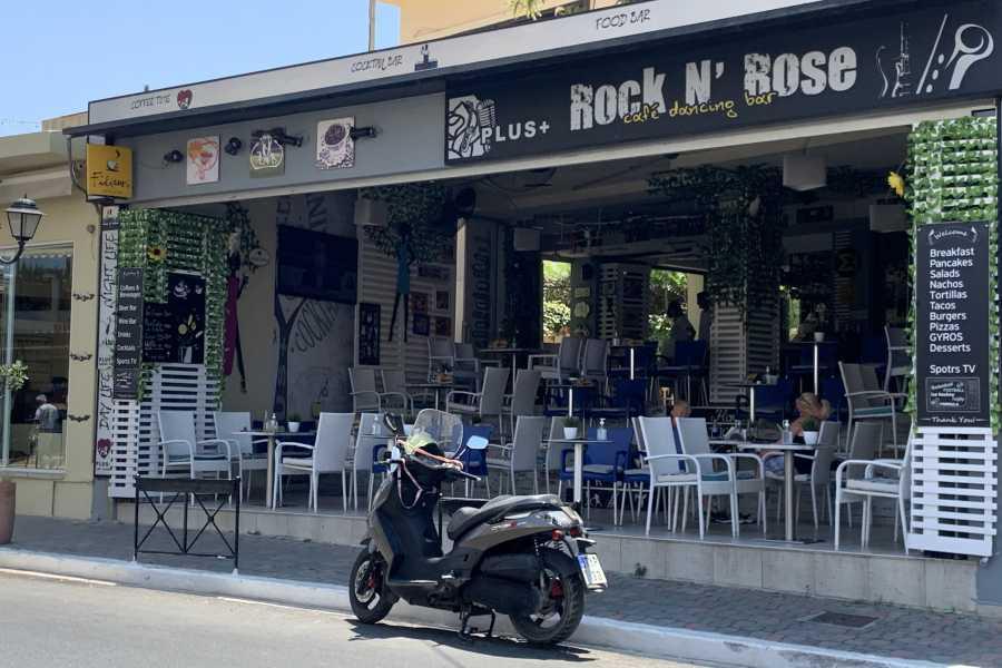 Destination Platanias PLUS - Rock N Rose Bar