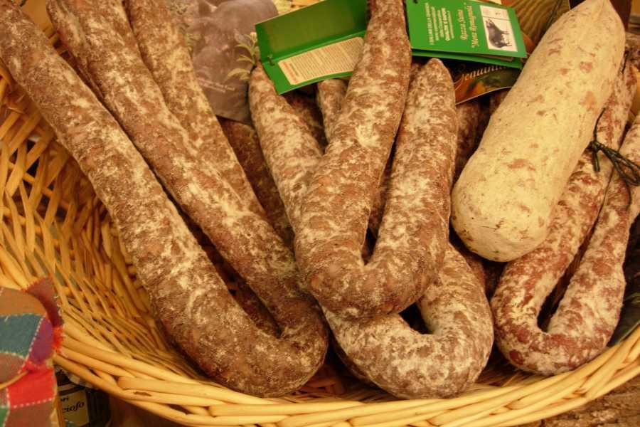 IF Imola Faenza Brisighella zum Probieren, Brisighella zum Essen