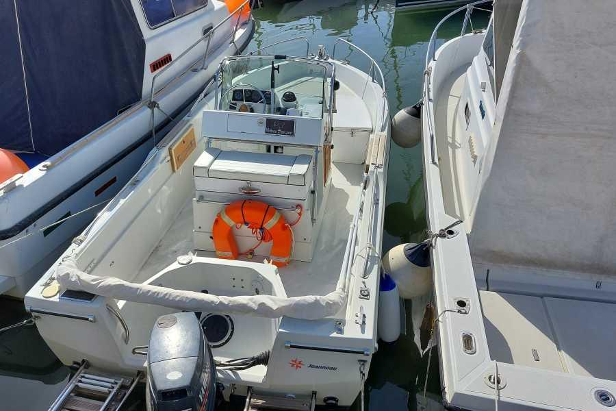 VisitRimini A pesca in barca