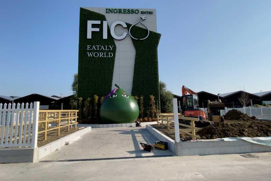 VisitRimini Con FICO al Luna Farm! - Bologna
