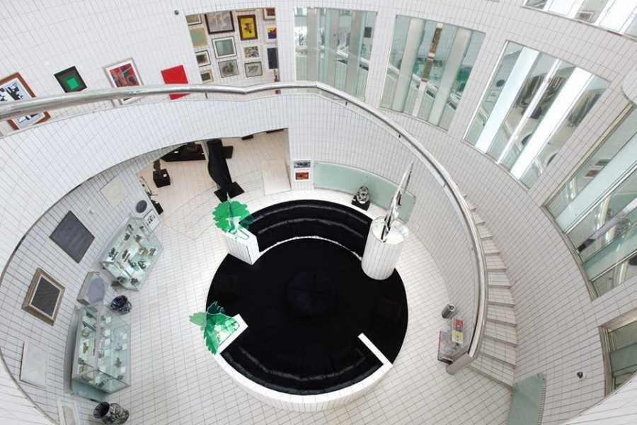 """Emilia Romagna Welcome Museum of Contemporary Art """"Remo Brindisi"""""""