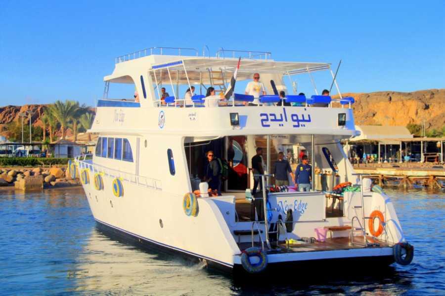 Marsa alam tours private Boat Trip White Island Sharm el Sheikh | Ras Mohamed