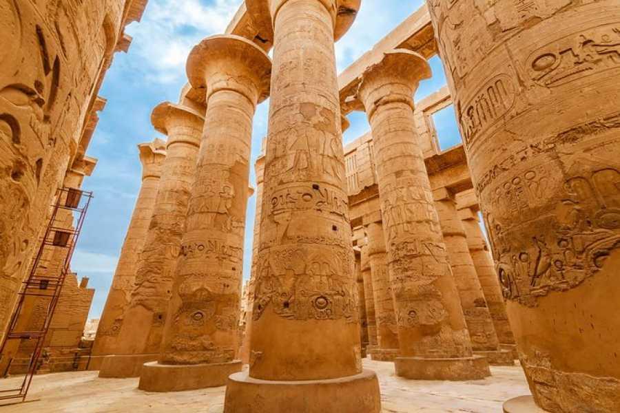 Marsa alam tours Excursion de 5 jours en Egypte depuis Louxor   Croisière sur le Nil de 4 nuits au départ de Louxor