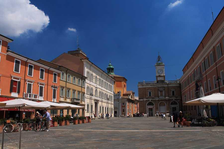 Ravenna Incoming Convention & Visitors Bureau Safari Urbano - Dante Special Edition