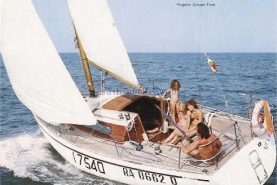 Cervia Turismo Sailingboat Excursion