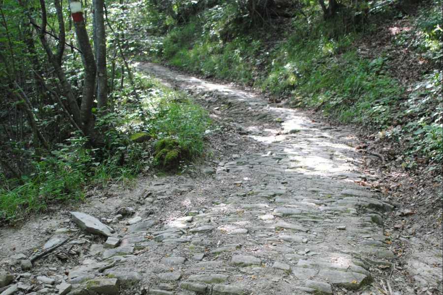 VisitRimini Bau Bau trekking al San Bartolo