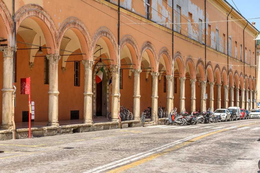 Bologna Welcome Wiki Loves Monuments: tour dei Portici