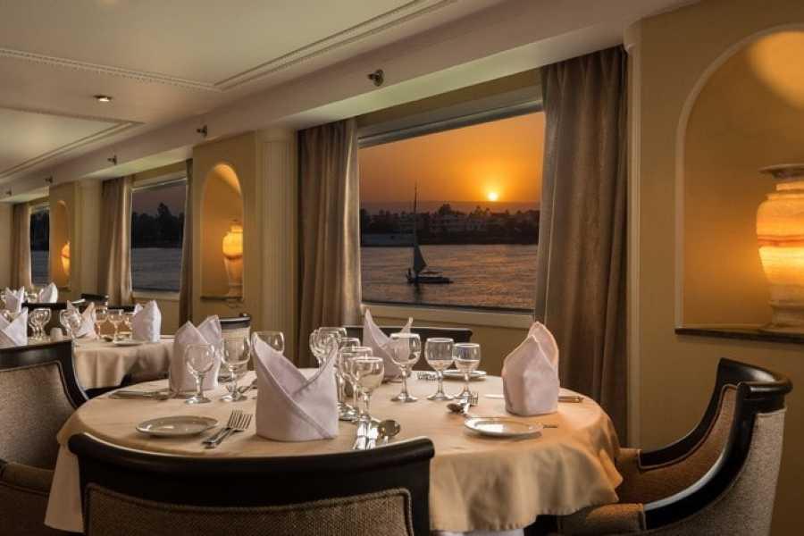 Journey To Egypt Steigenberger Regency Nile Cruise