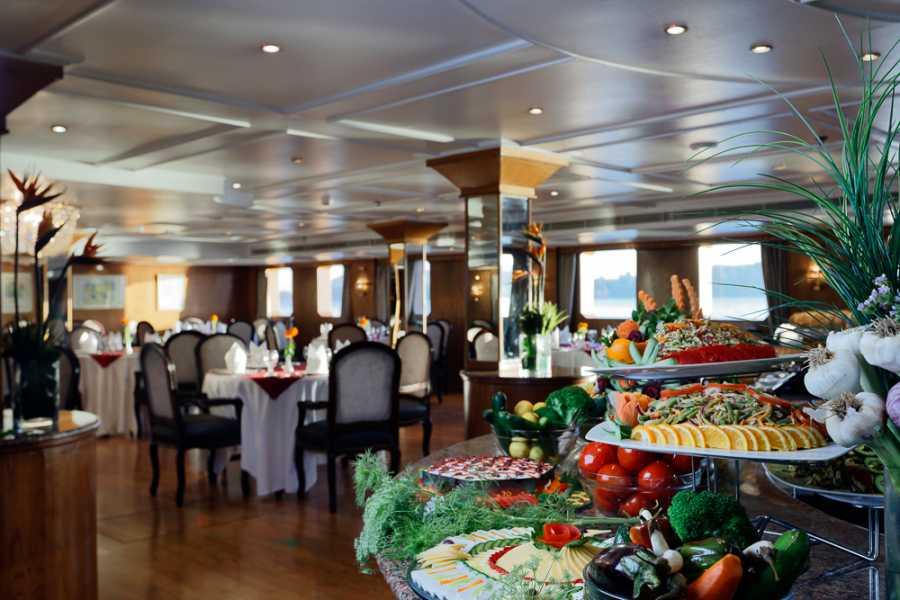 Journey To Egypt M/S Medea Nile Cruise