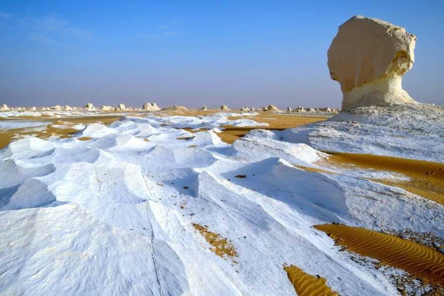 Marsa alam tours 4 Day Egypt Itinerary cairo and  the white desert