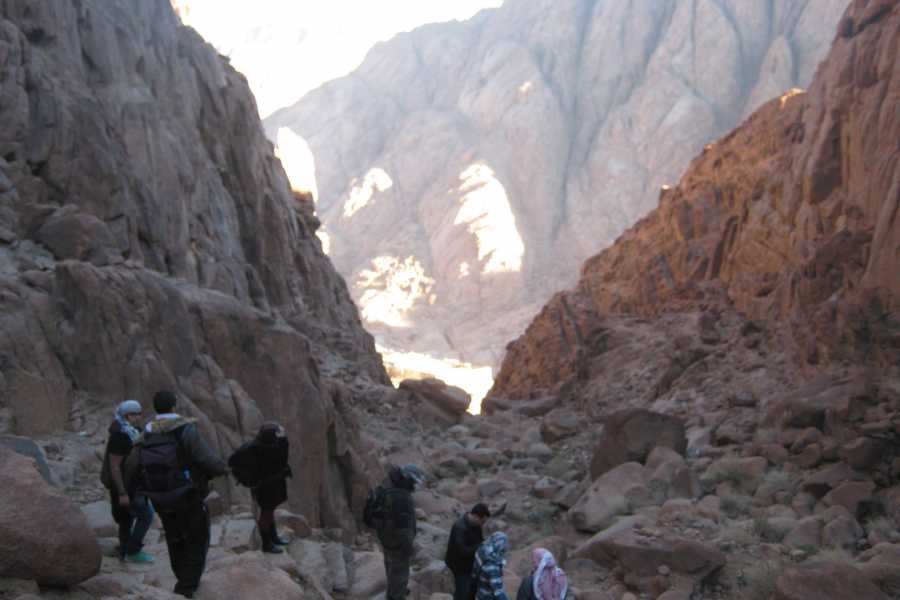 EMO TOURS EGYPT Private Tour To Mount Sinai And St.Catherine Monastery From Dahab
