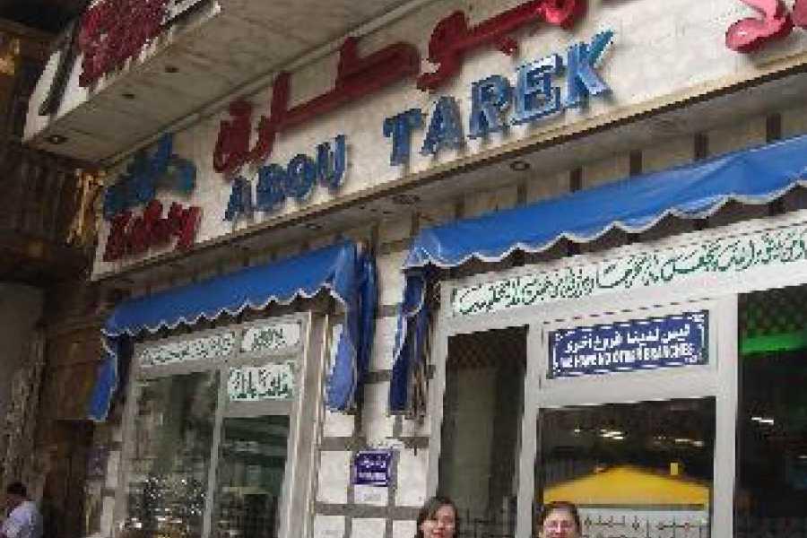 EMO TOURS EGYPT Private Food Tour To The Most Famous Koshary restaurant in Egypt Koshary Abou Tarek