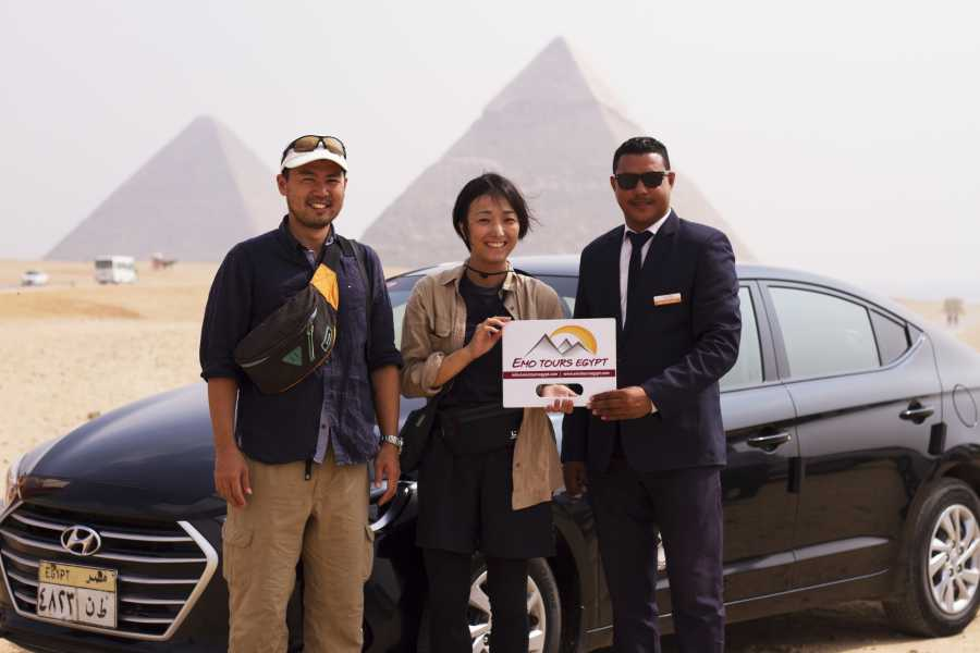 EMO TOURS EGYPT Private Transfer From Taba To Sharm El Sheikh