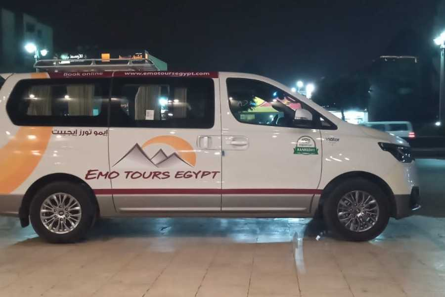 EMO TOURS EGYPT PRIVATE TRANSFER FROM TABA TO DAHAB