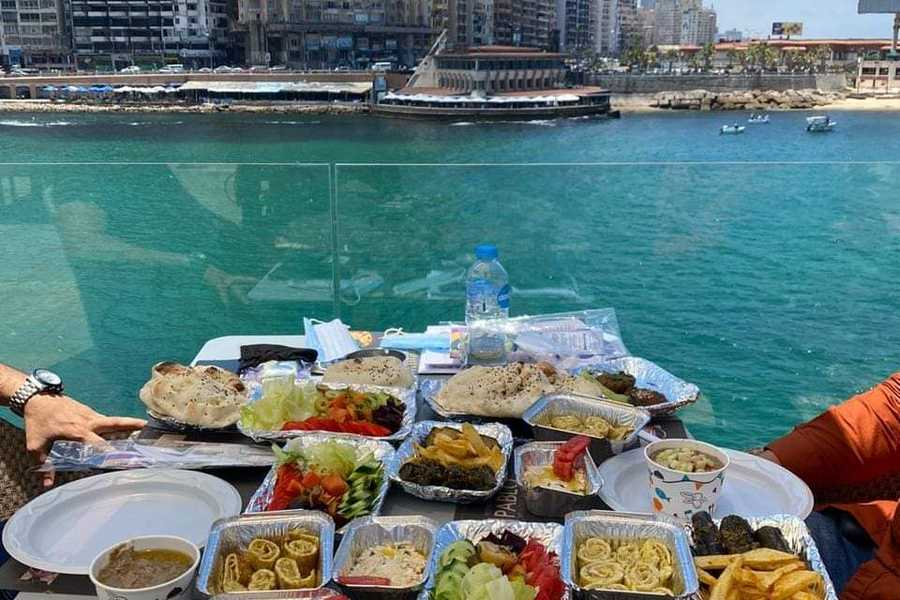EMO TOURS EGYPT Private Food Tour To The  Famous Restaurant  In Alexandria